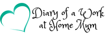 DIARY OF A WORK AT HOME MUM